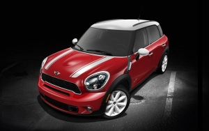 See the Chile Red Countryman at Ferman MINI of Tampa Bay