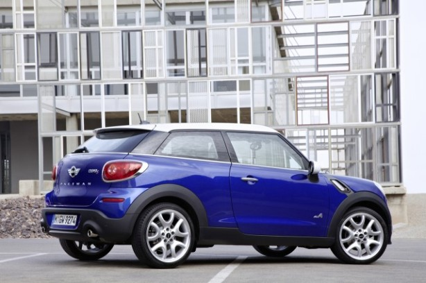 Get your new MINI Paceman from Ferman MINI of Tampa Bay